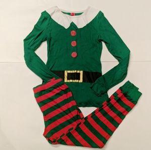 Target women elf pajamas